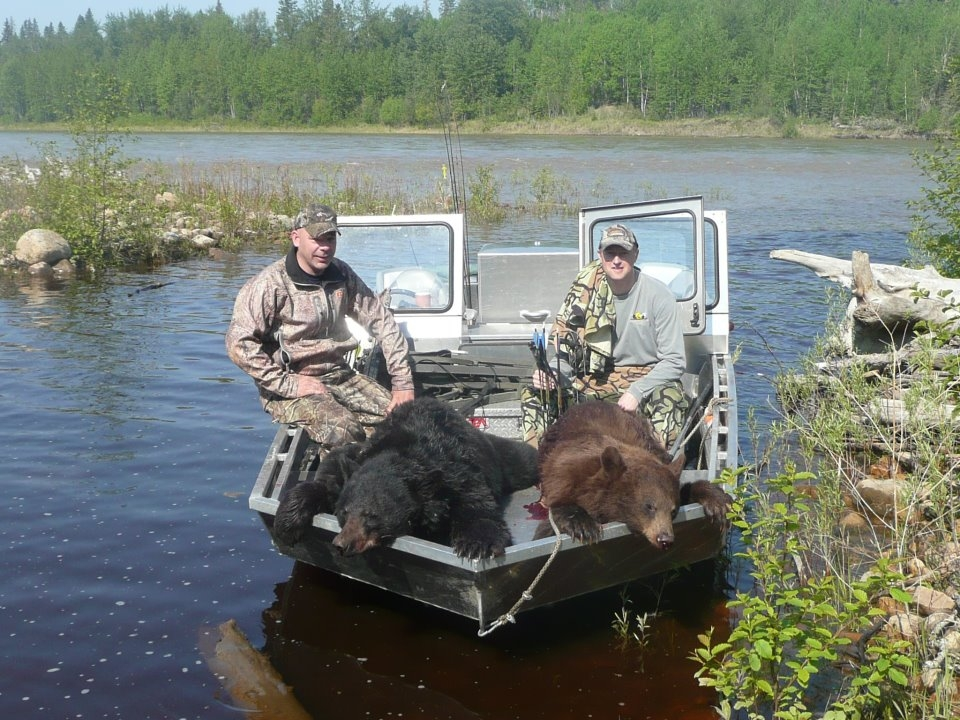 Guided Spring Bear Hunts